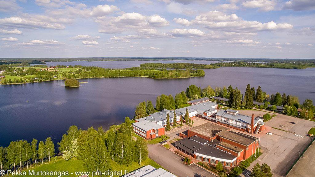 Alajärven koulukeskus.