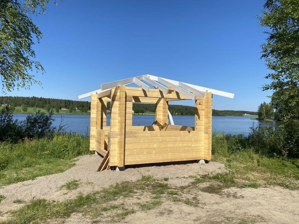 Paalijärven uimaranta.