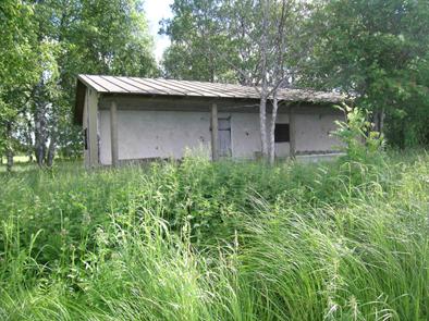 Villa Flora on edelleen Aallon suvun yksitysomistuksessa. Kuva: Alajärven kaupungin kokoelmat, 2008.